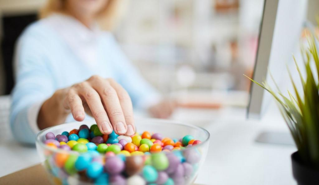 Şeker Bağımlılığından Kurtulmanın 5 Yolu