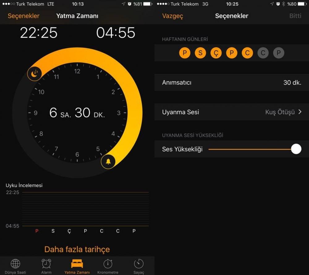 Iphone Yatma Zamanı Nedir?