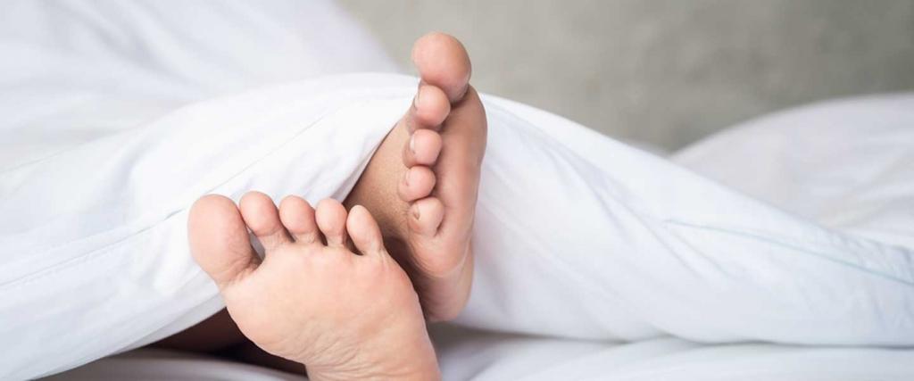 Bacak Sendromu Nasıl İyileşir?