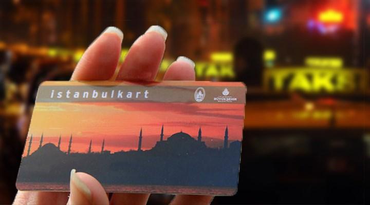 İstanbul Kart Bakiye Yükleme