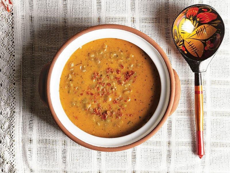Sütlü Tarhana Çorbası Tarifi Nedir? Nasıl Yapılır?
