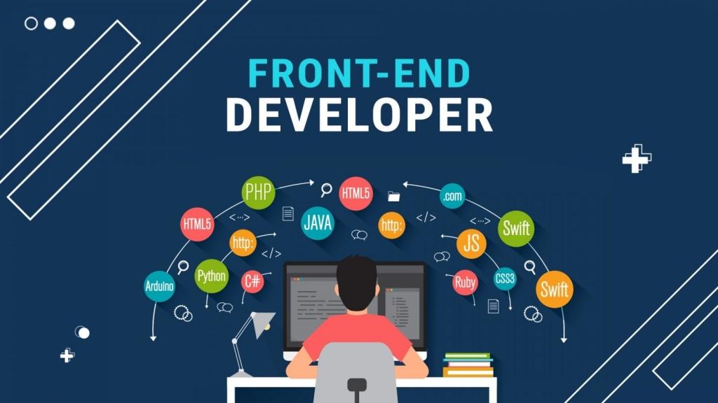 Front End Developer Nedir? Nasıl Olunur?