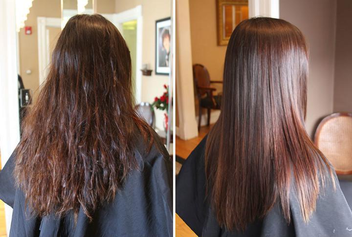 Keratin Saç Düzleştirme Nasıl Yapılır?