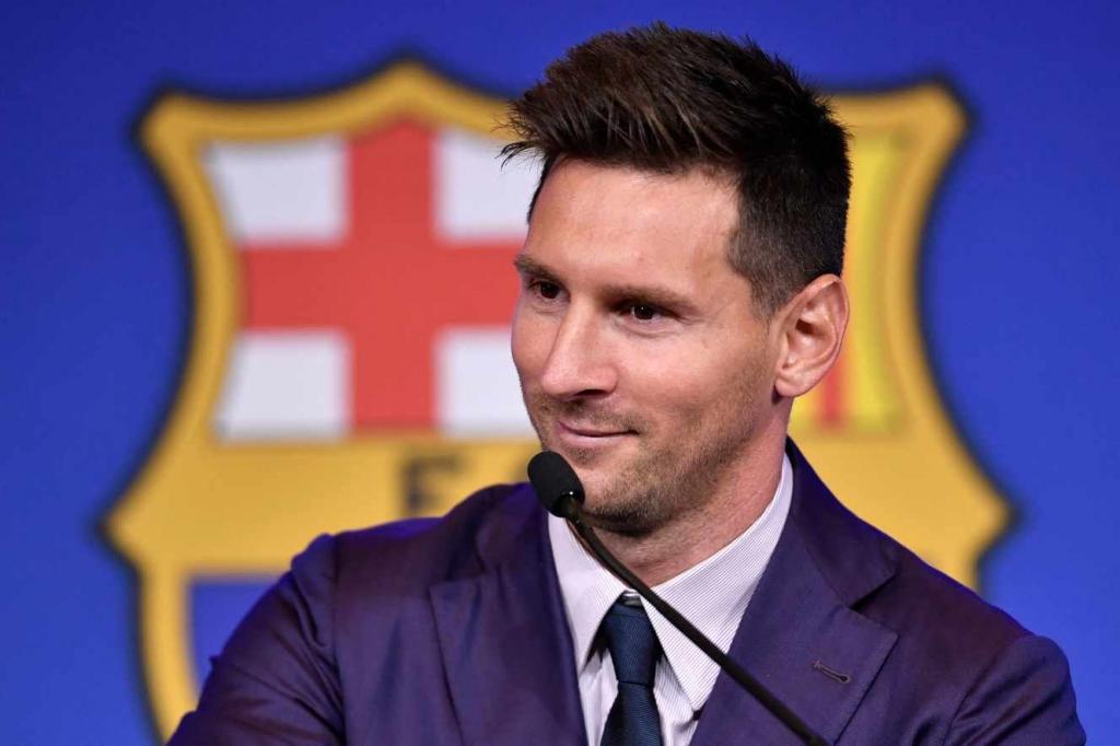 PSG, Messi Transferinde Mutlu Sona Ulaştı!