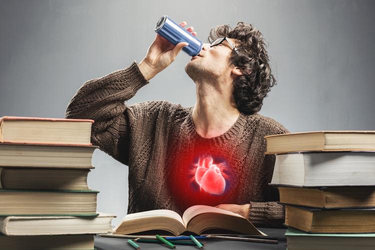 Enerji içecekleri kalp krizine neden olur mu?