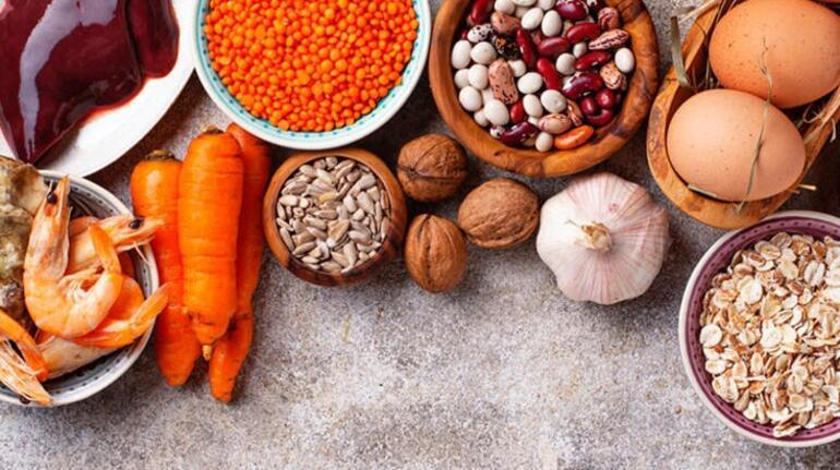 Kansızlığa İyi Gelen Yiyecekler Nelerdir?
