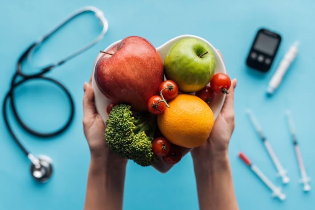 Beslenme Kaynaklı Hastalıklar Ve Tedavileri