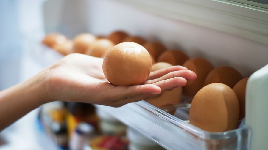 Yumurta Buz Dolabında Saklanmalı Mı?